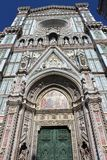 Cathédrale -1a de Florence image stock