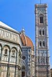 Cathédrale de Florence Di Firenze), Toscane (de Duomo Photo stock