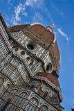Cathédrale de Florence (Duomo) Photos libres de droits