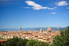 Cathédrale de Florence en Italie image libre de droits