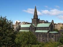 Cathédrale de Glasgow Photos stock