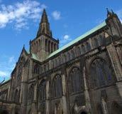 Cathédrale de Glasgow Photographie stock libre de droits