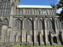 Cathédrale de Glasgow Images libres de droits