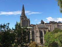 Cathédrale de Glasgow Image stock
