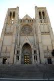 Cathédrale de grâce Photographie stock