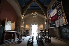 Cathédrale de grace, San Francisco Photo stock