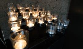 Cathédrale de grace, San Francisco Images stock