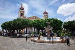 45 - cathédrale de Grenade Photo libre de droits