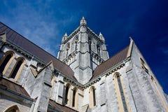 Cathédrale de Hamilton, Bermudes Photo libre de droits