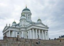 Cathédrale de Helsinki Photographie stock libre de droits
