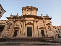Cathédrale de l'acceptation de Vierge Marie Image stock