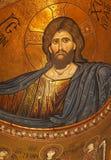 Cathédrale de l'Italie Sicile Palerme Monreale Photographie stock libre de droits