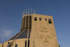 Cathédrale de la métropolitaine de Liverpool Images stock
