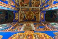 Cathédrale de la nativité dans Suzdal Photos libres de droits