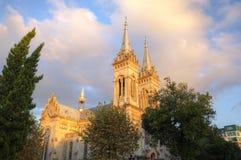 Cathédrale de la nativité de la Vierge bénie Mary Batumi Mother de Dieu images stock