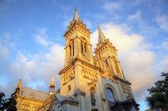 Cathédrale de la nativité de la Vierge bénie Mary Batumi Mother de Dieu photos stock
