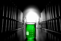 Cathédrale de la Science Image libre de droits