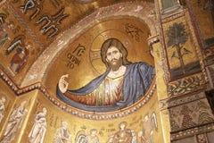 Cathédrale de la Sicile Monreale images stock
