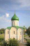 Cathédrale de la transfiguration Pereslavl, Russie images stock