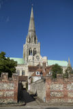 Cathédrale de la trinité sainte Image stock