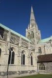 Cathédrale de la trinité sainte Images libres de droits