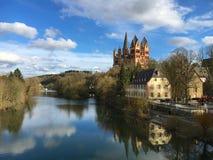 Cathédrale de Limbourg Image libre de droits