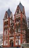 Cathédrale de Limbourg, Allemagne Photo libre de droits