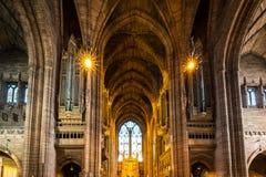 Cathédrale de Liverpool à Liverpool, R-U Image stock