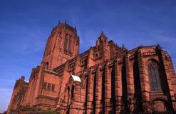 Cathédrale de Liverpool Images libres de droits