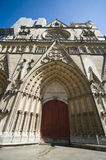 Cathédrale de Lyon Notre Dame photographie stock