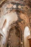 Cathédrale de métropole de Mystras Images stock