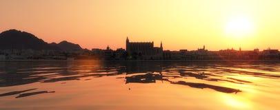 Cathédrale de Majorca Image libre de droits