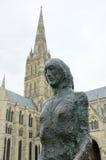 Cathédrale de marche de Madonna et de Salisbury Photo libre de droits