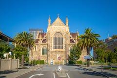 Cathédrale de marys de St à Perth, Australie occidentale photo libre de droits