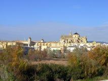 Cathédrale de Mezquita Photo stock