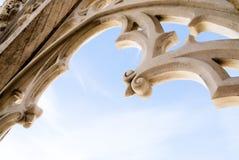 Cathédrale de Milan Photos stock