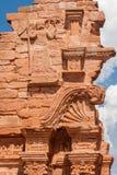 Cathédrale de mission de San Ignacio Photos libres de droits