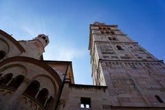 cathédrale de Modène Photographie stock