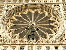 Cathédrale de Monza, Italie Photos stock