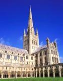 Cathédrale de Norwich Images stock