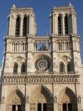 Cathédrale de Notre Dame images stock