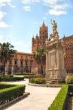 Cathédrale de Palerme Photos libres de droits