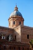 Cathédrale de Palerme Image libre de droits