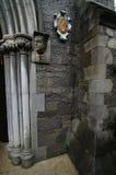 Cathédrale de patrick de saint Images libres de droits