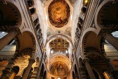 Cathédrale de Pise images stock
