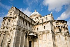 Cathédrale de Pise (Catedral de Pise), Images stock