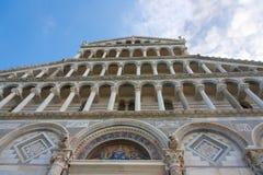 Cathédrale de Pise, Di Pise de Parrocchie Photographie stock