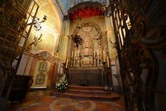 Cathédrale de Porto, Porto, Portugal Photos stock