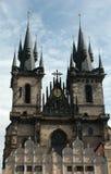 Cathédrale de Prague Images stock