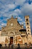 Cathédrale de Prato Image stock